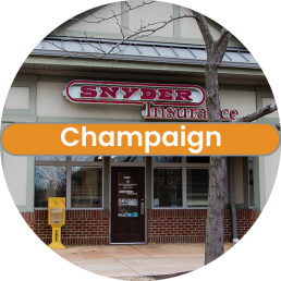 Snyder Insurance Office in Champaign IL