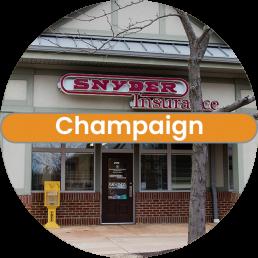 Snyder Insurance Office in Champaign IL