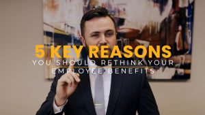 5 Key Reasons You Should Rethink Employee Group Benefits. Justin Wilfley, the Bearded Benefits Guy, explains how important group benefits are to your business.