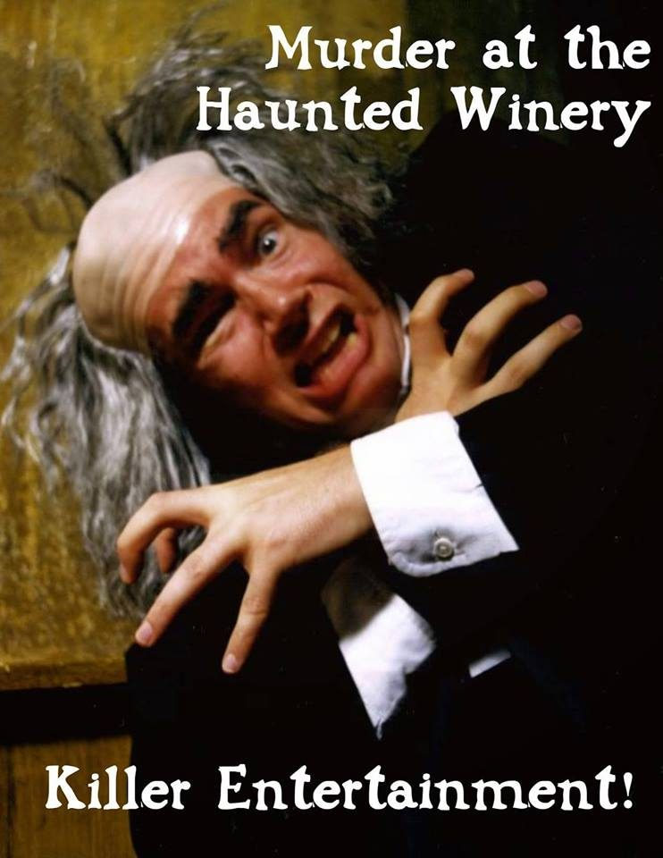 Murder Mystery at the Winery, Mackinaw, IL