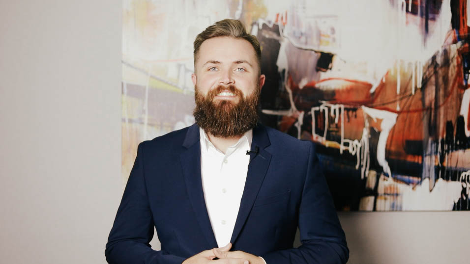 Bearded Benefits Guy - Justin Wilfley
